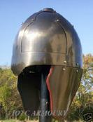 IR80586 ARMOUR HELMET VIKING SAXON BY IOTC ARMOURY
