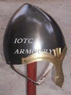 IR80649 ARMOUR HELMET NORMAN-DELUXE BY IOTC ARMOURY